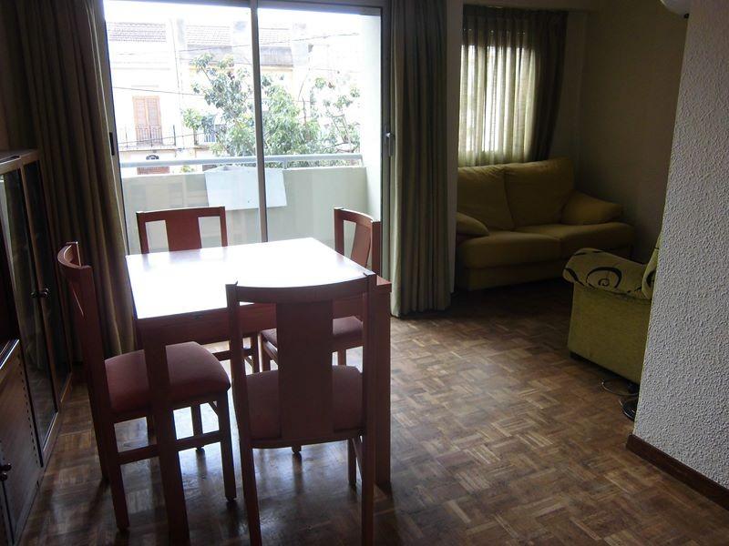 Alquiler piso amueblado en Avenida del Puerto Valencia