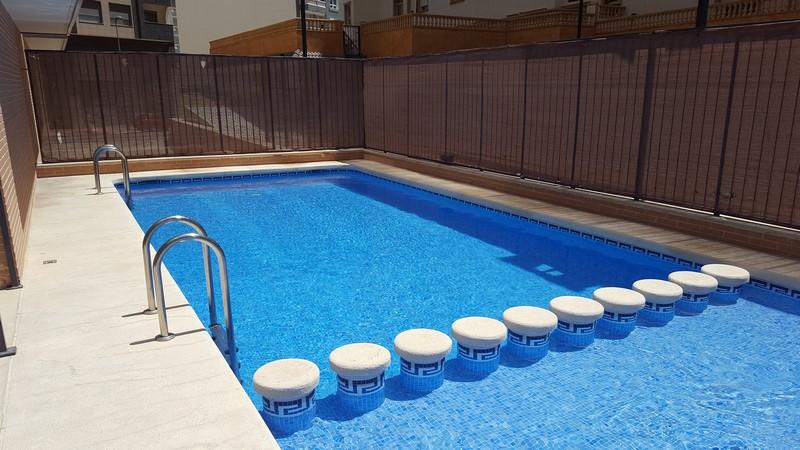 Venta piso con parking y trastero en El Campello Alicante