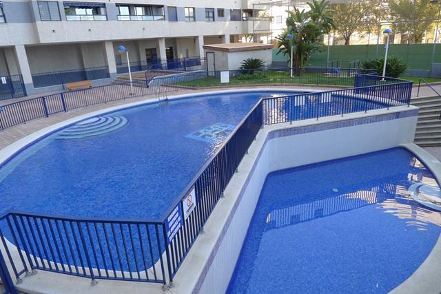 Alquiler piso en Residencial Valturia Valencia