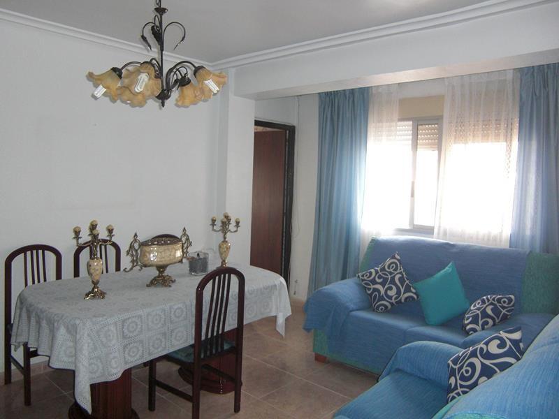 Alquiler piso amueblado en Monteolivete Valencia