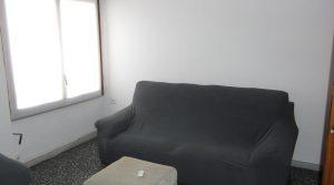 Alquiler piso amueblado y con parking en Valencia