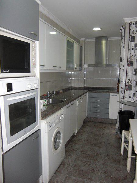 Venta piso con terraza y parking en Patraix Valencia