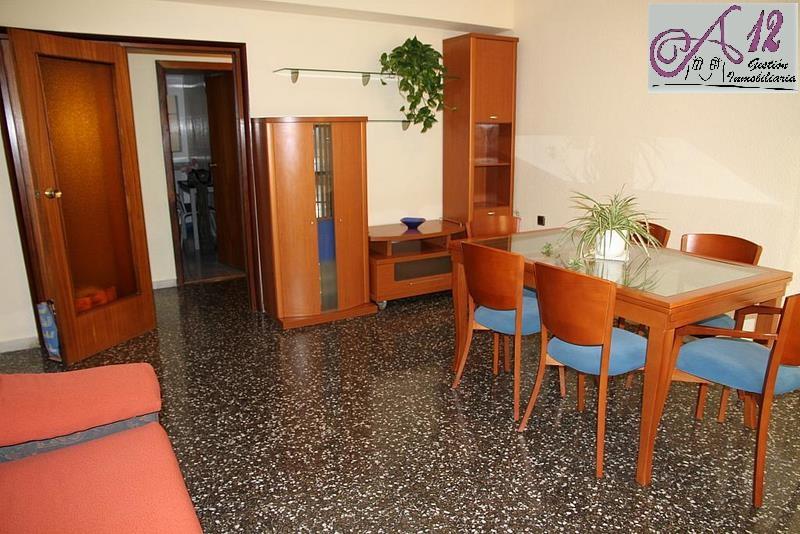 Alquiler piso 3 habitaciones avenida Giorgeta Valencia