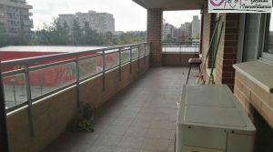 Alquiler piso con Piscina junto Palacio Congresos Valencia