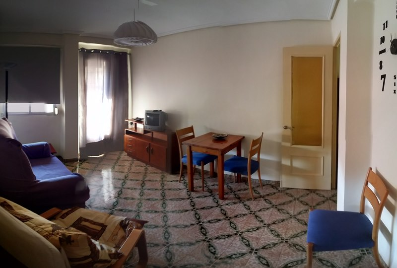 Alquiler piso actualizado y amueblado en Patraix Valencia