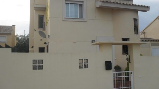Venta pareado en perfecto estado 4 habitaciones en el Vedat, Torrente