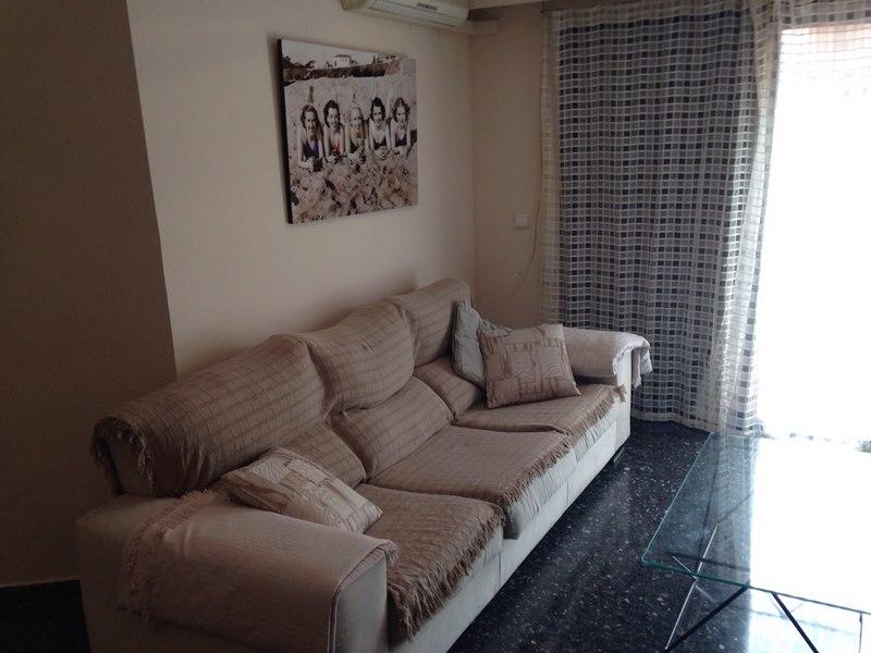 Venta piso amueblado 4 habitaciones en Valencia