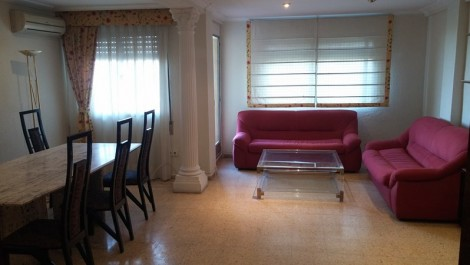 Alquiler piso 3 habitaciones en Patraix Valencia