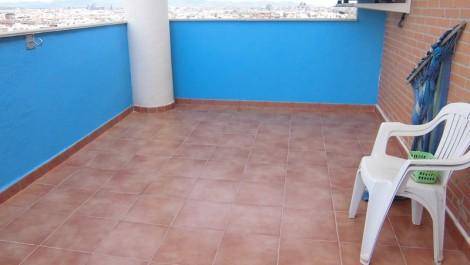 Venta ático con 2 terrazas en San Marcelino Valencia