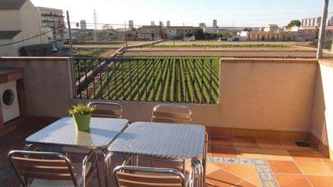 Alquiler piso reformado en Horno de Alcedo Valencia