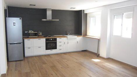 Alquiler piso completamente reformado Patraix Valencia