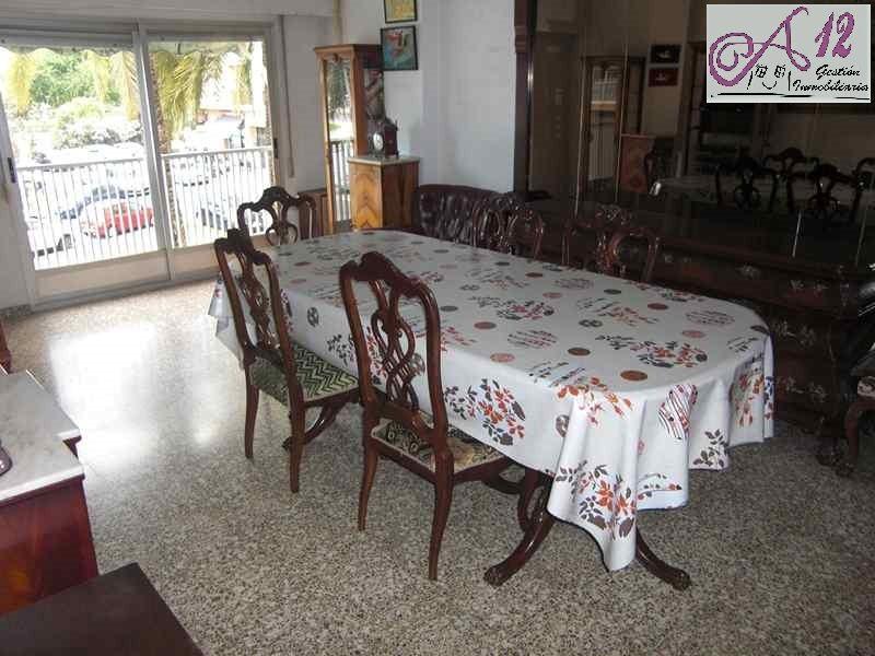 Venta piso con garaje y trastero zona Jesus Valencia