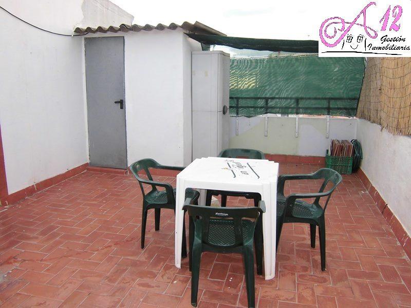 Alquiler ático amueblado 2 habitaciones en Patraix Valencia