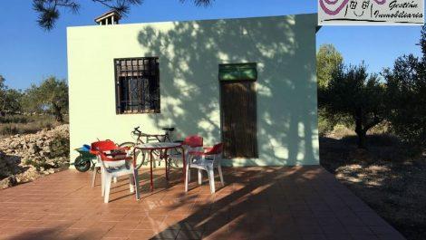 Venta parcela rústica con casa en Bolbaite Valencia