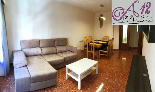 Alquiler piso reformado y amueblado a estrenar en Valencia