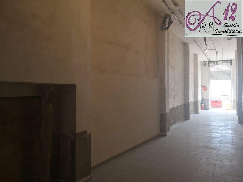 Alquiler local comercial en Patraix Valencia