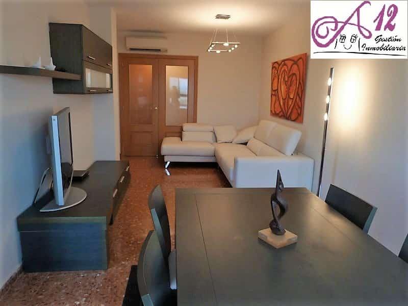 Alquiler piso en la Malvarrosa Valencia