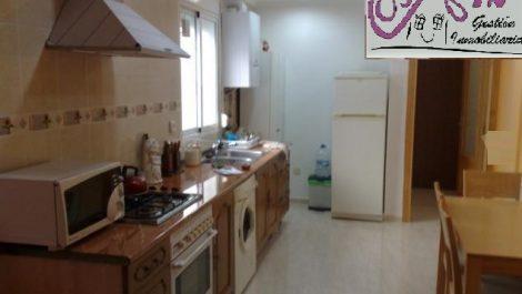 Alquiler piso amueblado zona Baleares Valencia