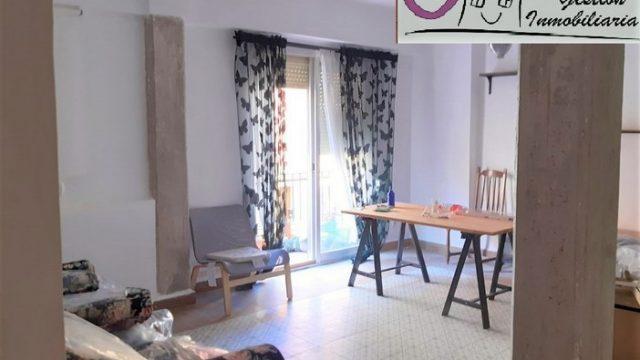 Alquiler piso reformado con terraza Patraix